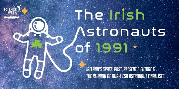 The Irish Astronauts of 1991