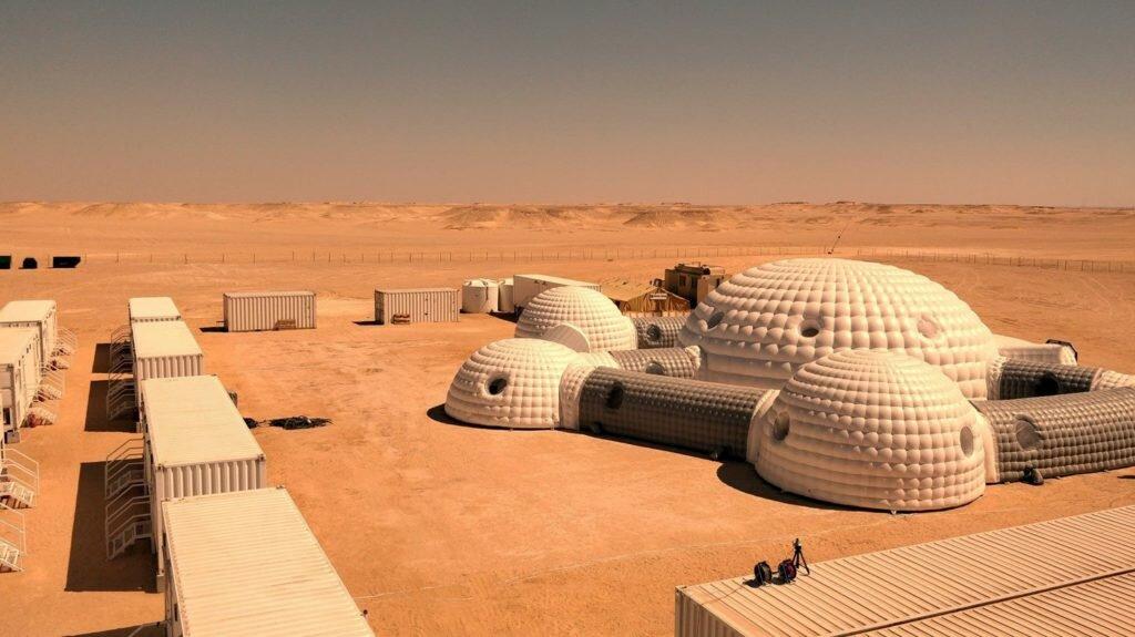 Vivre  sur Mars – rêve ou réalité ?