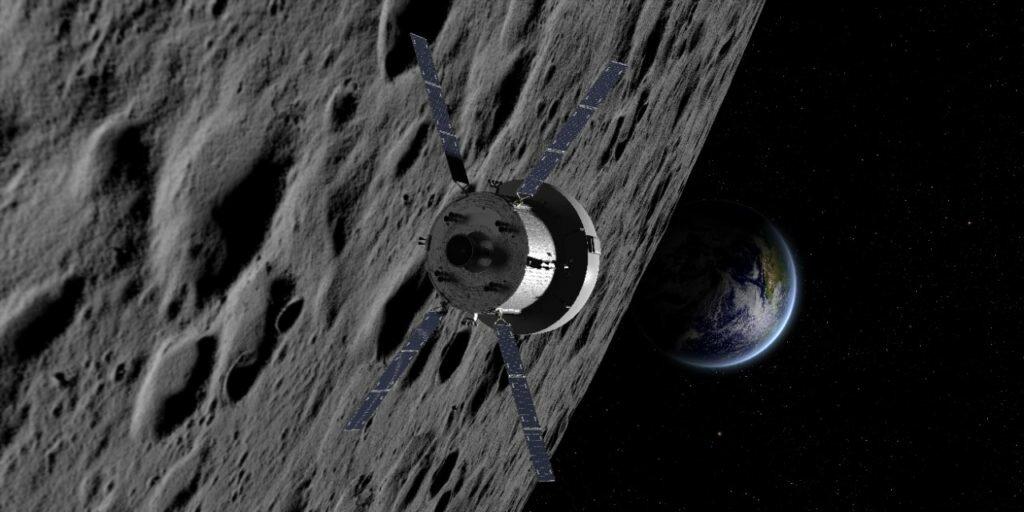 Zurück zum Mond – nachhaltig und in internationaler Kooperation