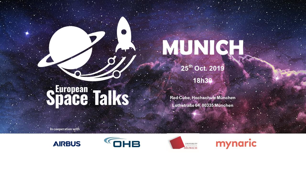 Munich Space Talks