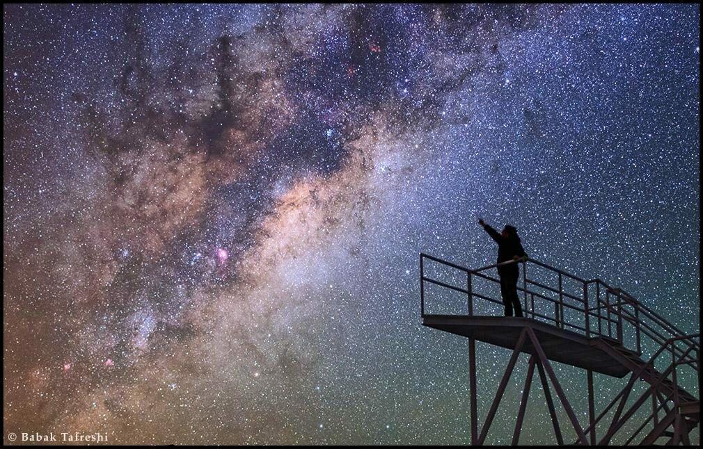 Talentesommer Hernstein: Astronomische Sommerwoche – Schwerpunkt: Sterne