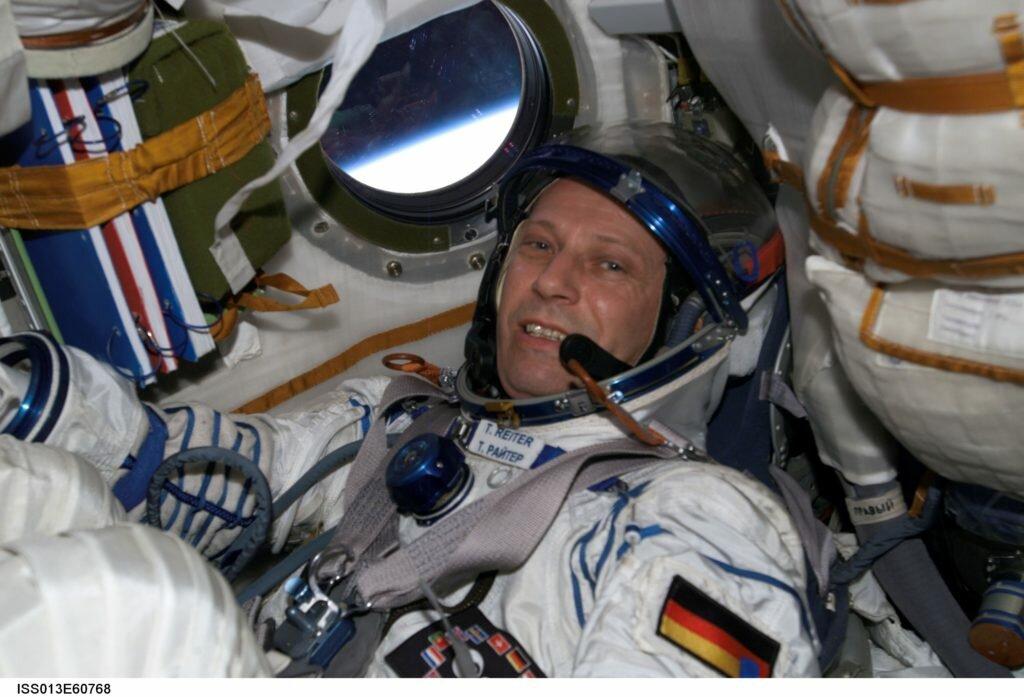 ESA-Astronaut Thomas Reiter: Aktuelle Entwickungen in der Raumfahrt