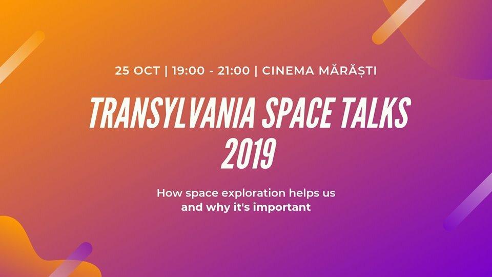 Transylvania Space Talks 2019