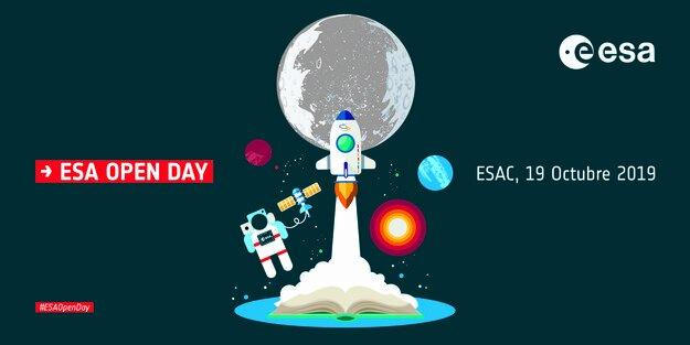 OPEN DAY de la ESA en ESAC 19 de octubre