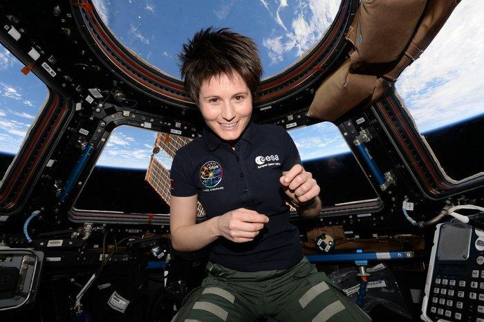 ESA-Astronautin Samantha Cristoforetti: Die lange Reise