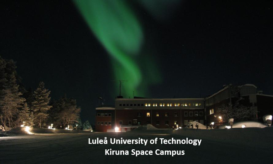 European Space Talks – Europe's Next Generation, Luleå University of Technology