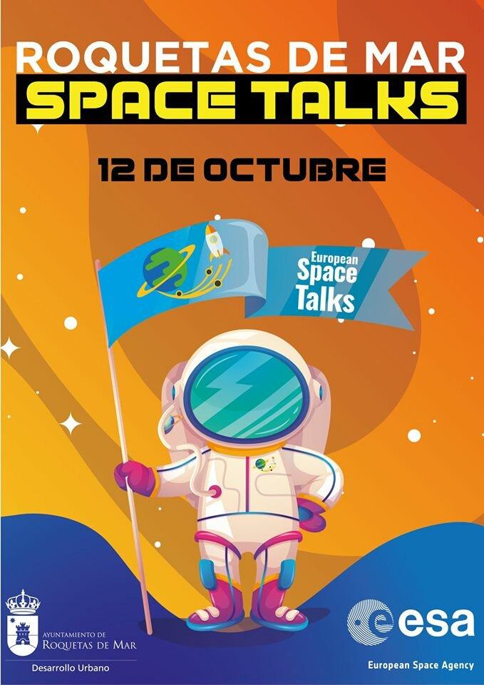 Roquetas de Mar Space Talks